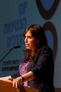 Viceministra de Relaciones Exteriores, Tzipi Hotovely. (Flash90)