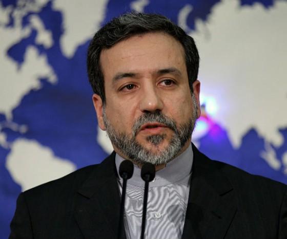 Abbas Araghchi de Asuntos Exteriores de Irán
