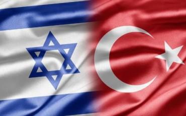 Banderas Israel Turquia