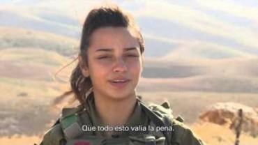 Batallón mixto Los Leones del Valle del Jordan IDF