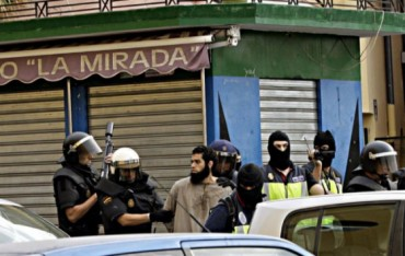 DOS ISIS EN ESPAÑA DETENIDOS