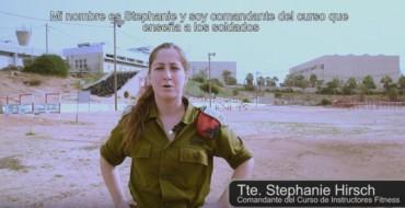 Entrena como las IDF