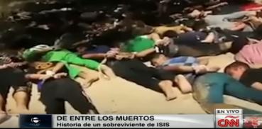 ESCAPANDO DE UNA MASACRE MASIVA DEL ISIS