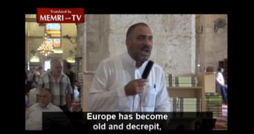 EUROPA LA INVASION DEL ISLAM ORGANIZADA