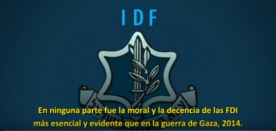 IDF EL EJERCITO MAS MORAL DEL MUNDO