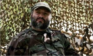 Comandante de Hezbollah Imad Mughniyeh (Wikipedia)