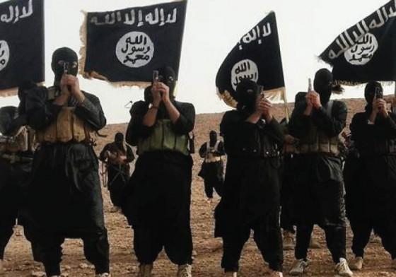 ISIS con pistolitas