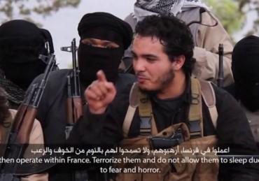 ISIS PIDIENDO ATAQUES EN FRANCIA