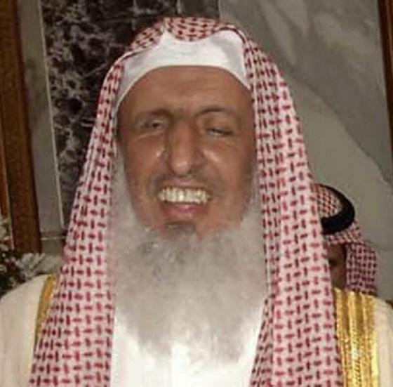 Jeque Abdulaziz Al-Asheikh Gran Mufti de Arabia