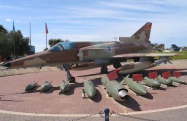 jet IAF nuevo sistema de guerra