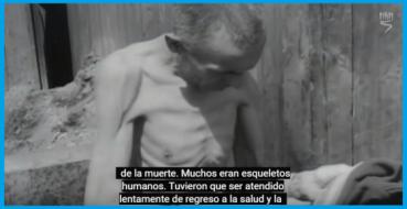 JUDÍOS TRAS EL HOLOCAUSTO DEJADOS A SU SUERTE