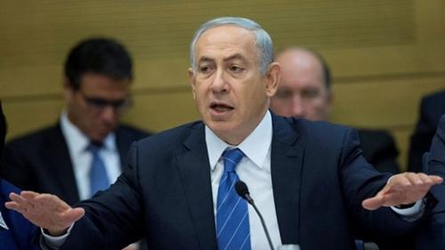 Netanyahu-tranquilizando