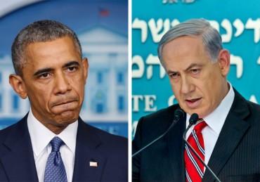 Obama y Bibi
