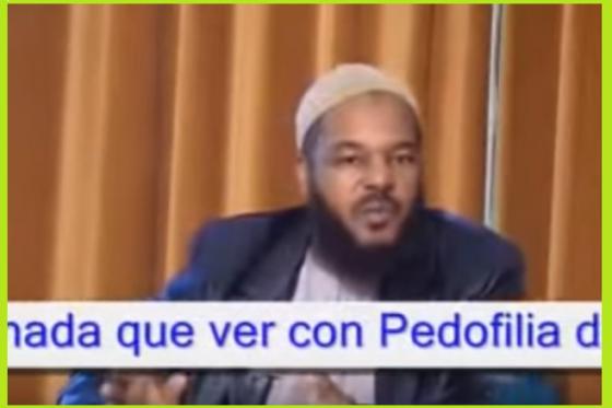 PEDOFILIA EN EL ISLAM