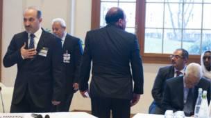 La ONU ya había impulsado en 2012 y 2014 las conferencias de Ginebra.