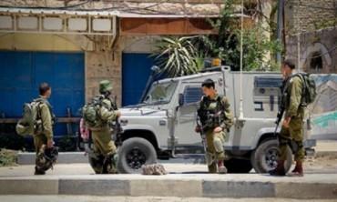 Soldados en Hebrón
