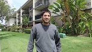 El tirador de San Bernardino Syed Rizwan Farook (captura de pantalla de YouTube)