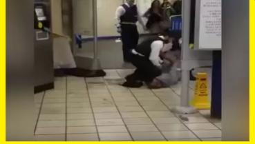 TERRORISTA ABATIDO EN LONDRES