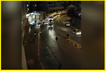 TERRORISTA ÁRABE ABATIDO EN JERUSALÉM