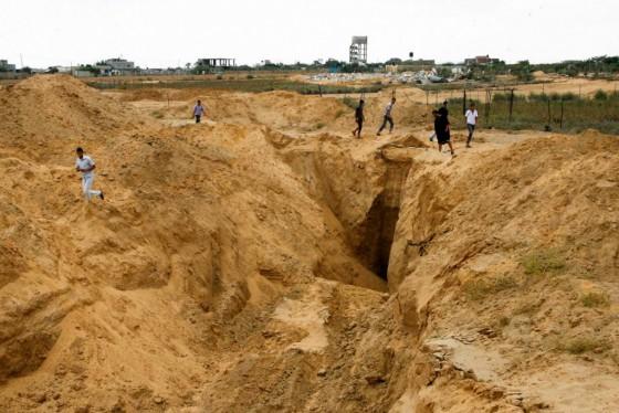 Tunel Egipto-Gaza