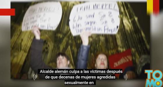 Alcalde de Colonia culpa a las mujeres de ser agredidas por los moros