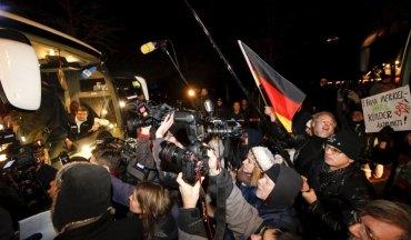 Alemania contra los refugiados