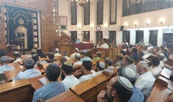 Atentado frustrado en sinagoga de Jerisalem