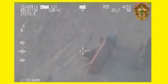 BOMBARDEOS USA CONTRA EL ISIS VÍDEO