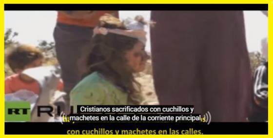 Genocidio de cristianos a manos musulmanas
