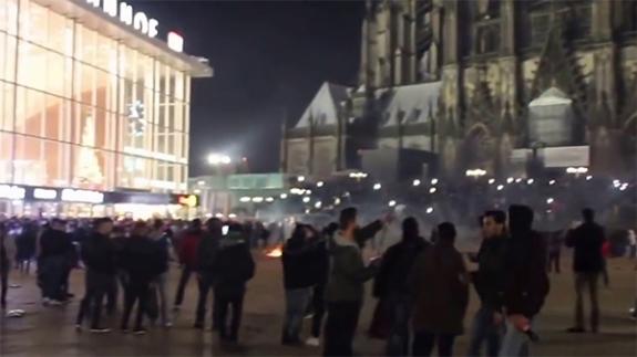 Islamistas en Colonia