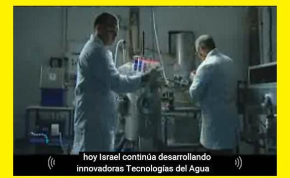 Israel tecnología para el ahorro de agua