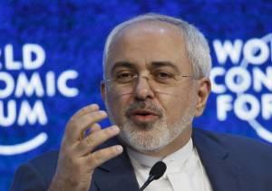 Ministro de Realaciones Exteriores iraní Mohammad Javad Zarif