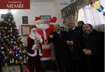 Navidades en Gaza prohibidas por Hamas