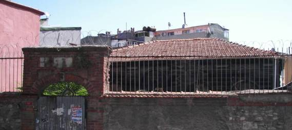 Sinagoga vandalizada en Turquía890x400