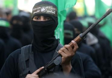 Terrorista de las Brigadas Ezzedine al-Qassam de Hamas