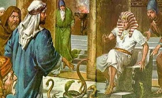 Vaerá Shemoth-Éxodo 6;12 - 13