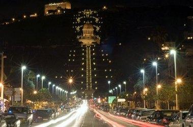 haifa-night