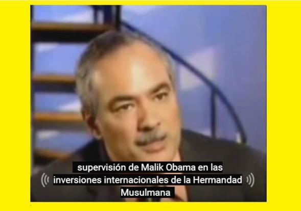 Obama terrorista segun ex miembro de los Hermanos Musulmanes de Egipto