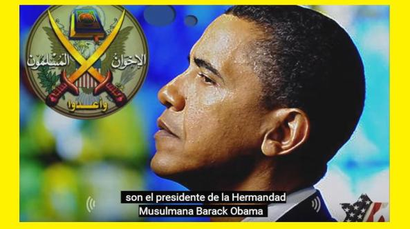 OBAMA TRAIDOR MUSULMAN