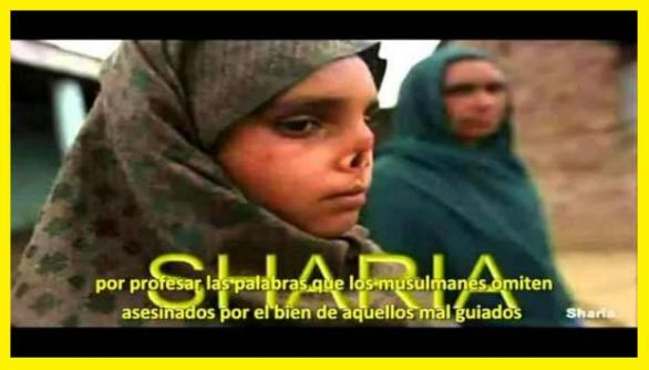 Vivir como mujer bajo la Sharia