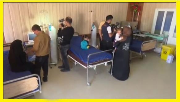 El ISIS lanza proyectiles con sustancias químicas en Irak