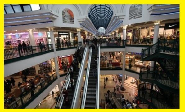 centro comercial Malha de Jerusalén