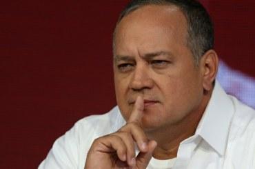 Diosdado Cabello de Venezuela enaltece el terrorismo de ETA