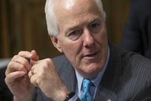 El senador John Cornyn. AP  J. De Scott Applewhite