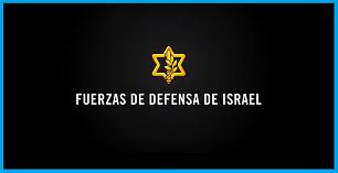 FUERZAS DE DEFENSA DE ISRAEL BANNER