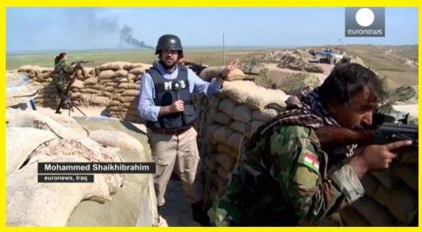 ISIS tacticas de muerte