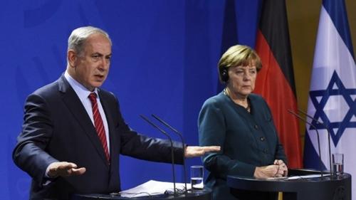 Natanyahu-y-Merkel