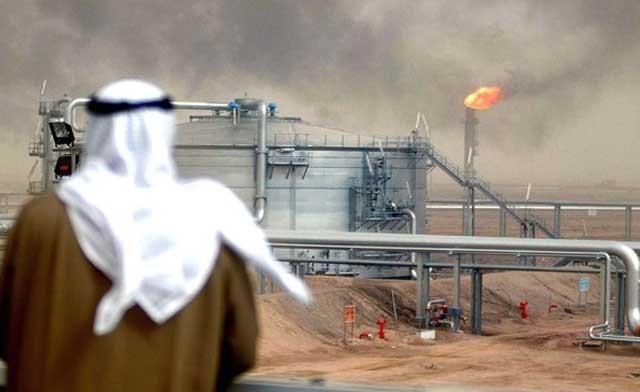 Refineria en el Golfo alarabiya