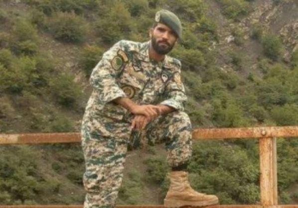 Soldado irani dado por muerto en la guerra Siria de forma oficial por Irán