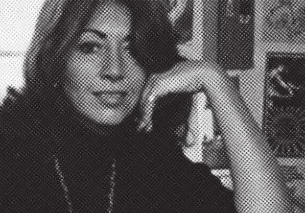 Sylvia Raphael agente del Mossad